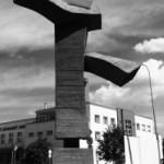 Havířovský směrník stojí v Ostravě