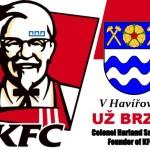 Jan Nezhyba (Piráti): KFC a zelené plochy v Havířově