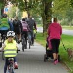 Havířovem projela podzimní cyklojízda a zmapovala stav cyklostezek