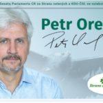 V Moravskoslezském kraji mají zelení nového senátora: stal se jím Petr Orel